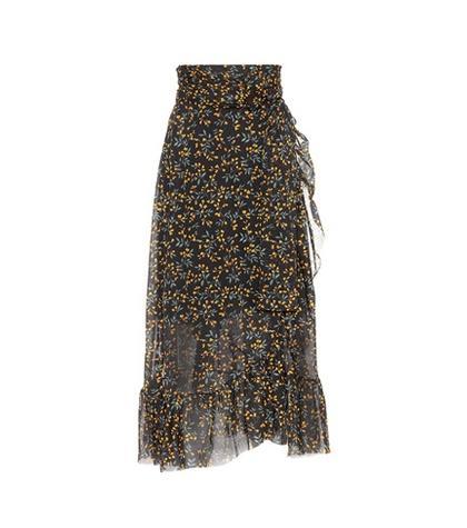 Ganni Tilden Maxi Skirt