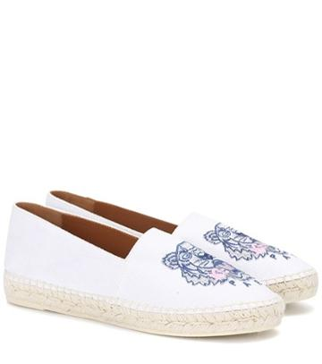 Peter Pilotto Embroidered Espadrilles