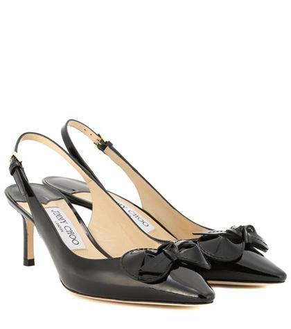 Jimmy Choo Blare 60 Patent Leather Pumps