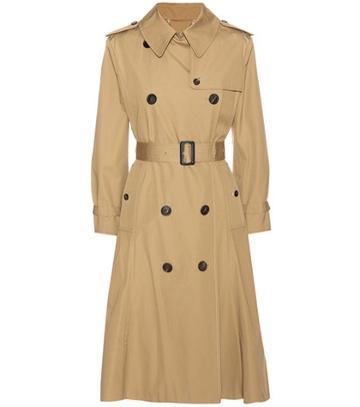 Balenciaga Cotton Trench Coats