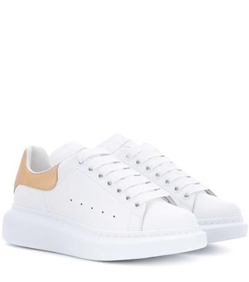 Heidi Klein Leather Platform Sneakers