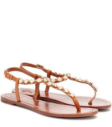 Mm6 Maison Margiela Emmy Embellished Sandals
