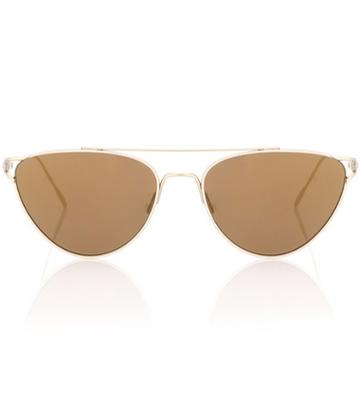 Oliver Peoples Floriana Cat-eye Sunglasses