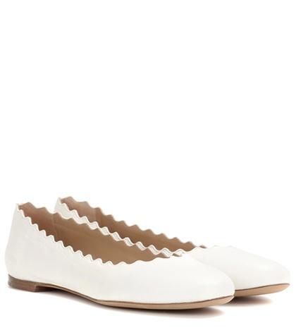 Chlo Lauren Ballerina Shoes