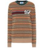 Prada Cashmere And Wool Sweater
