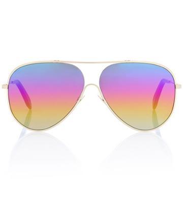 Fenty By Rihanna Loop Aviator Sunglasses
