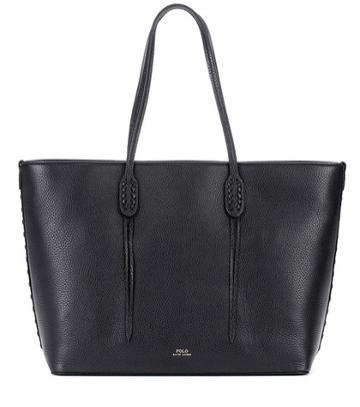 Polo Ralph Lauren Leather Shopper