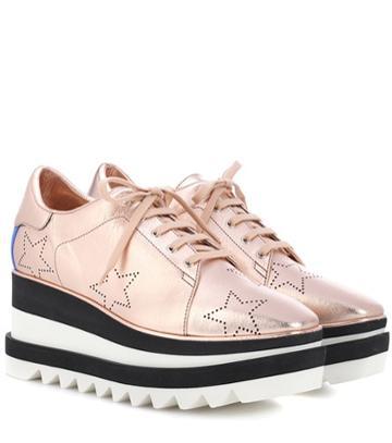 Prada Sneak-elyse Platform Sneakers