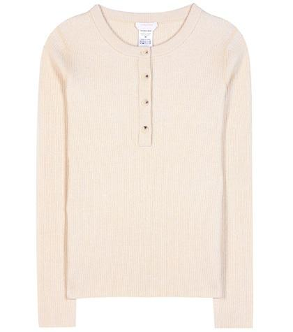 See By Chlo Wool And Cotton Sweater