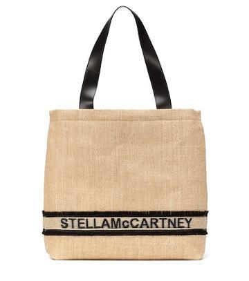 Stella Mccartney Monogram Woven Tote