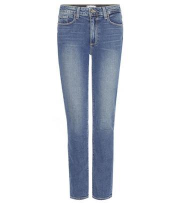 Balenciaga Julia High-rise Straight Jeans