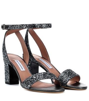 Oliver Peoples Leticia Glitter Sandals