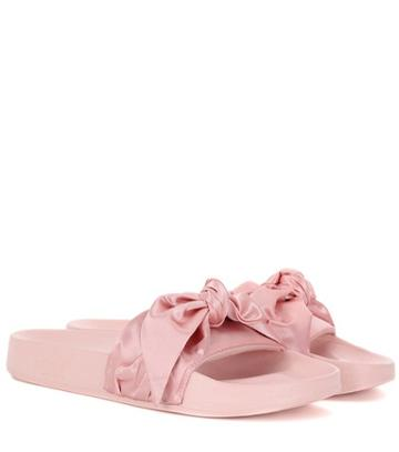 Zimmermann Satin Slippers