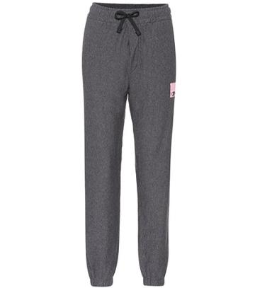 Fendi Cotton Trackpants