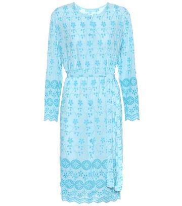 Melissa Odabash Cecilia Eyelet Lace Dress