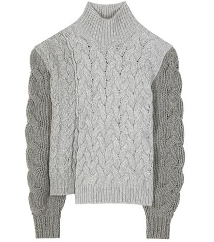 Stella Mccartney Wool And Mohair-blend Sweater