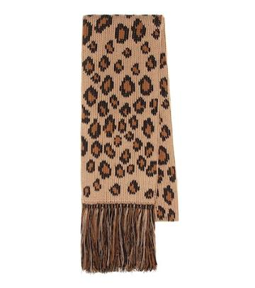 Adidas Originals Kids Wool And Cashmere Scarf