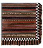 Etro Striped Wool-blend Scarf