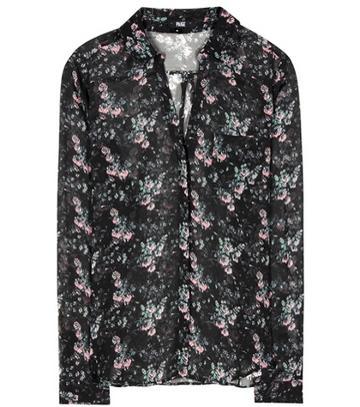 Dolce & Gabbana Everleigh Silk Shirt