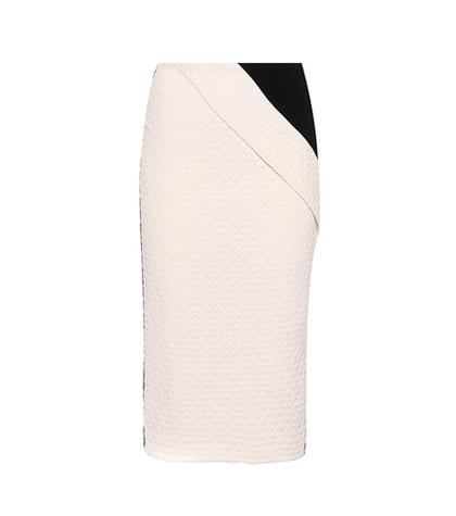 Agnona Dewsbury Jacquard Skirt