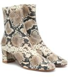 Marni Exclusive To Mytheresa – Sofia Leather Ankle Boots