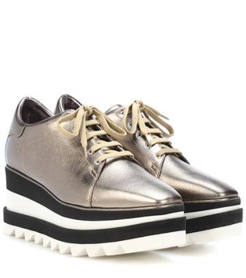 Prada Sneak Elyse Platform Sneakers