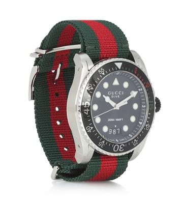 Gucci Gucci Dive Xl Watch