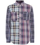Dolce & Gabbana Plaid Cotton Shirt