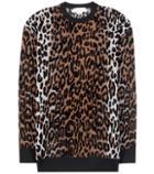 Balmain Jacquard Sweater