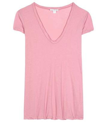 Gianvito Rossi High Gauge Cotton T-shirt