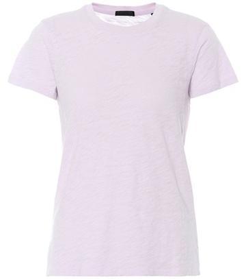 Gianvito Rossi Schoolboy Cotton-jersey T-shirt