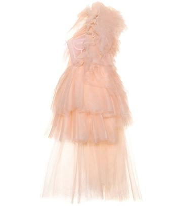 Adidas By Stella Mccartney Tulle Gown
