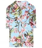 Dolce & Gabbana Printed Cotton Shirt