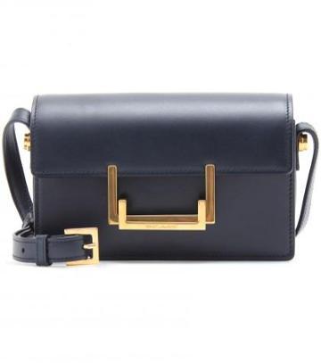 Saint Laurent Lulu Small Leather Shoulder Bag