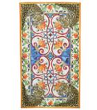 Dolce & Gabbana Printed Cotton Scarf