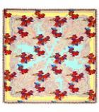 Etro Printed Silk-blend Scarf