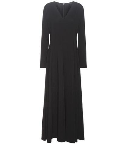 The Row Seri Pleated Maxi Dress