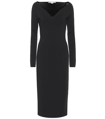 Stella Mccartney Jersey Midi Dress