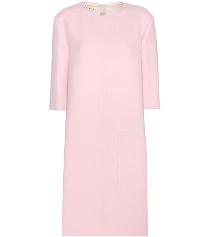 Marni Virgin Wool Dress