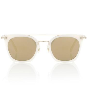 Oliver Peoples Dacette Browline Sunglasses