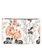 Prada Small Simple Printed Pouch