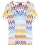 Missoni Crochet-knit Top