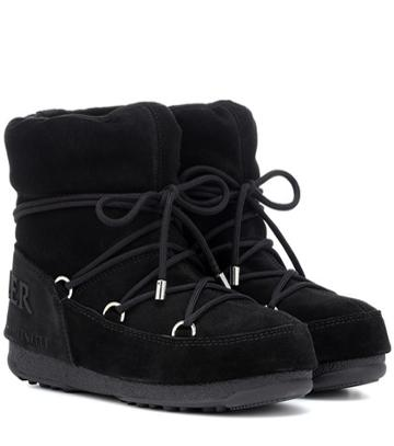 A.p.c. X Moon Boot ® Hamal Ankle Boots