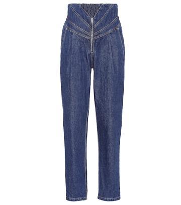 The Attico High-rise Jeans