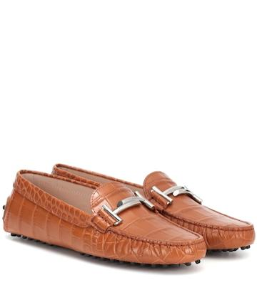 Church's Gommino Leather Loafers