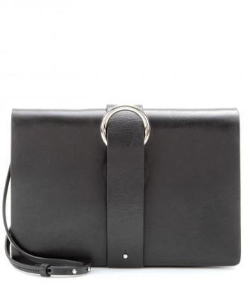 jil Sander tootie Leather Shoulder Bag