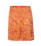 Saint Laurent Mytheresa.com Exclusive Hello Printed Silk Shorts