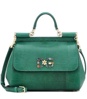 Sies Marjan Sicily Medium Leather Shoulder Bag