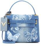 Tod's Denim Handbag