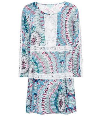 Melissa Odabash Ellen Printed Dress